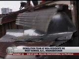 Cops, residents clash in QC demolition