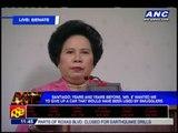 Miriam: 'Mr. E' has no illness except old age