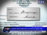 Arroyo seeks bail anew in plunder case