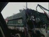 LOOK: When garbage trucks look like garbage
