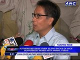 30,000 sacks of tainted rice seized in Bulacan