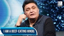 5 Times Rishi Kapoor Made Controversial Tweets