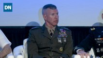 USMC deputy commandant: The US is ready if North Korea attacks with missiles