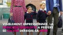 La princesse Charlotte fait sa première rentrée scolaire, les images dévoilées