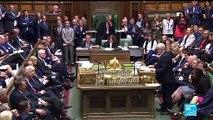 Affaibli, Boris Johnson espère rebondir avec des élections