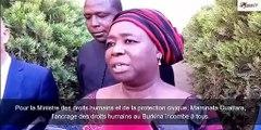 Promotion des droits humains  Le Burkina veut respecter ses engagements
