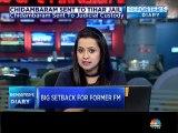 INX Media case: P Chidambaram gets 15 days judicial custody till September 19
