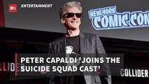 The 'Suicide Squad' Welcomes Peter Capaldi