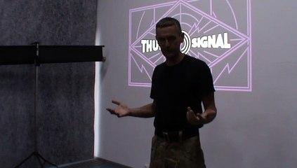 Игорь Гаркавенко на Thule Signal семинар: Два полюса Вечной Европы