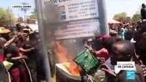 Plusieurs pays boycottent l'Afrique du Sud en représailles aux violences xénophobes
