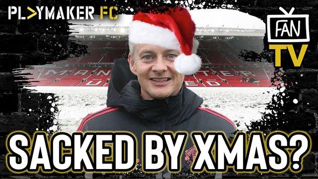 Fan TV | Could Man Utd sack Ole Gunnar Solskjaer by Christmas?