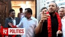 Saifuddin: No action yet on Farhash