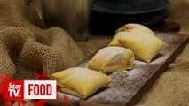 Retro Recipe: Durian crepe