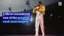 Remembering Freddie Mercury