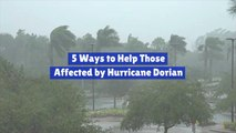 We All Need To Help Victims Of Hurricane Dorian