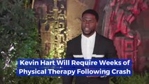 Kevin Hart Is On The Road To Recovery