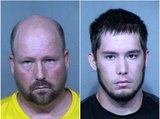 PD: Two men spray bee repellent in Phoenix Walmart, forcing it to close - ABC15 Crime