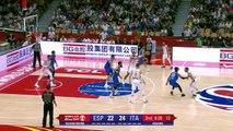 FIBA World Cup: Spain 67-60 Italy