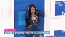 Nicki Minaj Says Tweet About Retirement Was 'Abrupt': 'I'm Still Right Here'