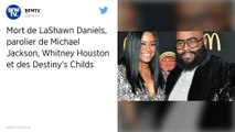 LaShawn Daniels, parolier de Michael Jackson et Beyoncé, meurt dans un accident de voiture