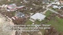 "So zerstörerisch war Hurrikan ""Dorian"" auf den Bahamas"