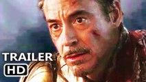 """AVENGERS ENDGAME """"Biggest Movie of All Time"""" Trailer"""
