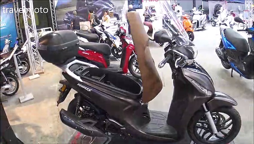 The KYMCO people scooters 2019