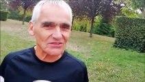 Le défi sportif de Louis Thiriot, 69 ans, entre Metz et Nancy