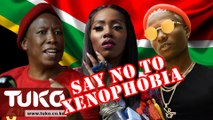 We hope South Africans gets the message. Say no to xenophobia