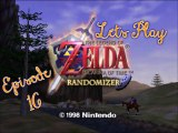 Lets Play - Legend of Zelda - Ocarina of Time Randomizer Preds Edition - Episode 16 - Spirit Temple - Adult Link Section