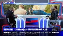 Retraites: les Français travailleront plus !