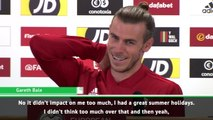 If you want answers ask Real Madrid - Bale