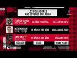 Los goleadores más jóvenes del Barcelona | Adrenalina