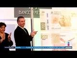 Las características del nuevo billete de 200 pesos | Noticias con Ciro Gómez Leyva