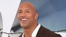 Dwayne Johnson Steps In For Kevin Hart on Kelly Clarkson's Talk Show | THR News