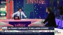 La France emprunte 10 milliards d'euros - 05/09