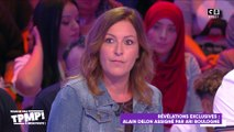 Le témoignage exclusif de la nièce d'Alain Delon