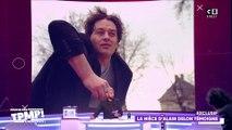 Alain Delon assigné en justice par Ari Boulogne