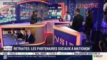 Les insiders (2/2): Réforme des retraites, les partenaires sociaux à Matignon - 05/09