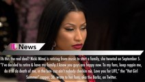 Nicki Minaj Retires From Rap?