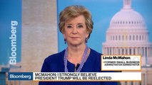 Linda McMahon Explains the Trump Reelection Strategy