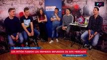 ¡Los hermanos Pittón visitaron Mundo Azulgrana TV!