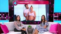 Pregnant Shay Mitchell Seeks 'Most Intense Birth Simulator' After Boyfriend's Epidural Comments