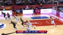 Giannis solo basket ignites Greece
