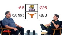 LSU @ Texas Betting Preview