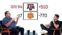 Clemson @ Texas A&M Betting Preview