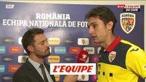 Tatarusanu «L'entraîneur de l'équipe nationale me fait confiance» - Foot - Qualif. Euro - ROU