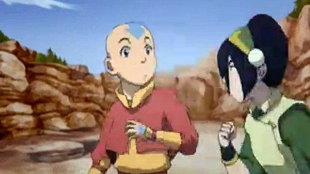 Avatar The Last Airbender S02E09 - Bitter Work