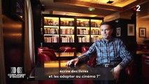 """Houellebecq : """"Complément d'enquête"""" revient sur """"le transfert du siècle"""""""