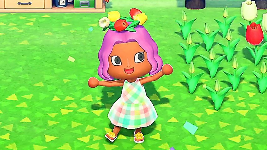 ANIMAL CROSSING NEW HORIZONS Nouvelle Bande Annonce de Gameplay _2019_ Switch
